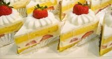 苺ケーキのイメージ