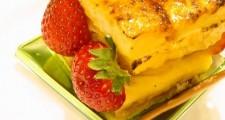 旬の苺が楽しめる無添加プレミアムケーキ